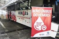 ES: Guarapari recebe ônibus do Hemoes nessa quarta (05)