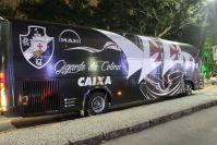 Sem combustível nos ônibus, Vasco fica sem treinar categorias de base no Rio
