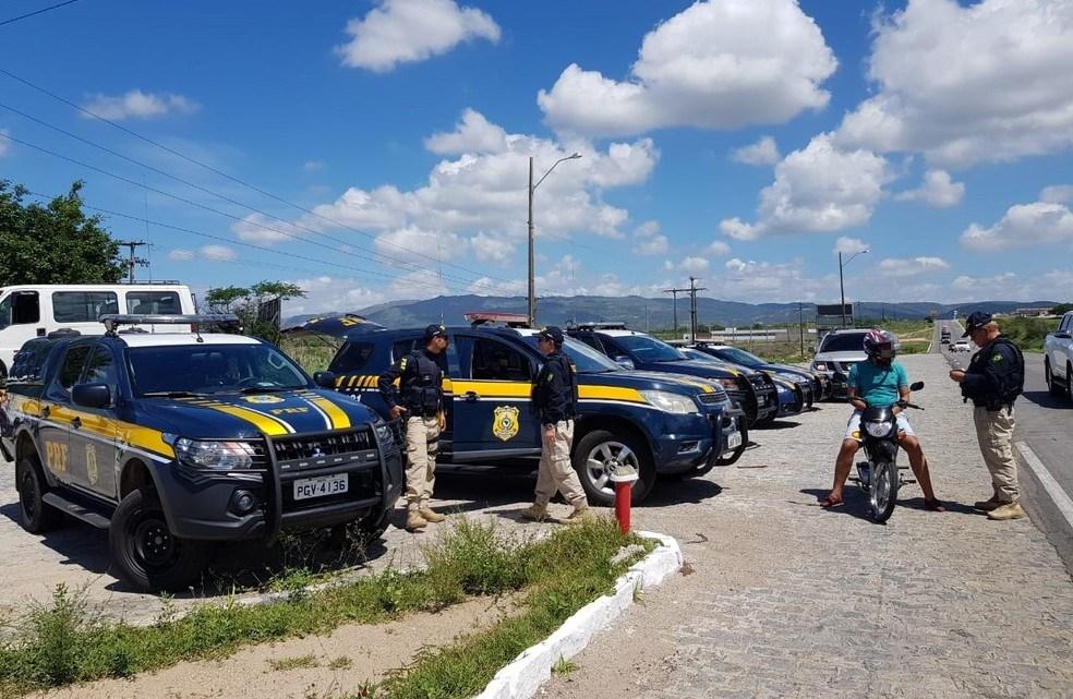 PRF Começa a operação São João 2019 nas estradas do Agreste de Pernambuco