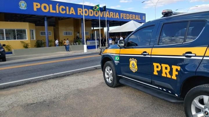 PRF começa nesta sexta-feira (7) a Operação São João na Paraíba