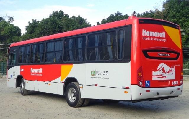 Expresso Itamarati renova parte da frota urbana com Torino S