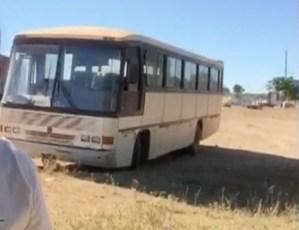 Ônibus escolar quebra e mostra precariedade do serviço no Mato Grosso