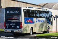 Hansatur adquire novo Busscar Vissta Buss 360 Volvo