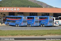 Novos Comil Invictus DD Scania da Rio Doce seguem viagem para Caratinga