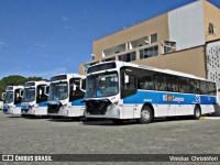 Rio Lagos Transportes renova parte da frota com ônibus Apache Vip IV