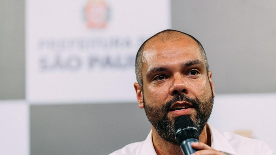Prefeito de São Paulo fala em diálogo para evitar a paralisação de rodoviários na cidade