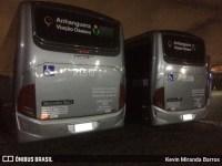 Viação Osasco recebe dois novos ônibus Busscar