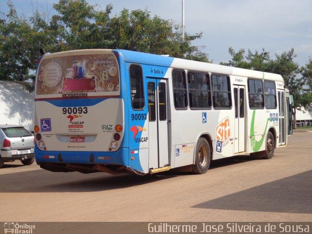 Prefeitura de Palmas reforça linhas de ônibus para praias no mês de julho