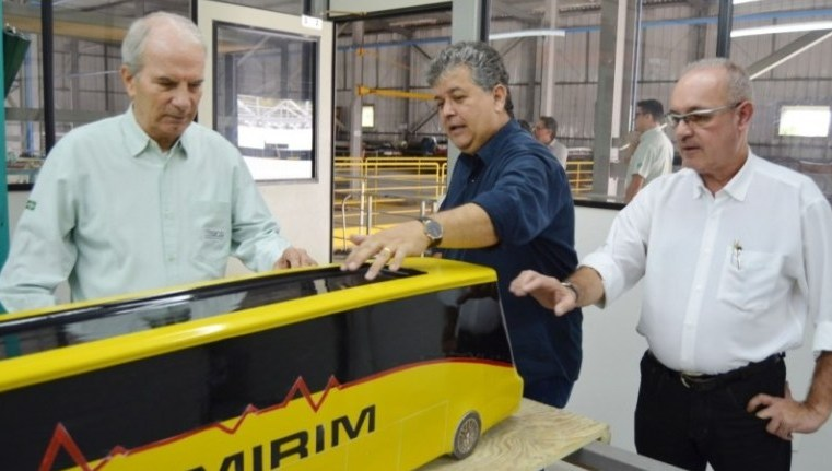 T'Trans divulga nota sobre ônibus rodoviário elétrico de Três Rios