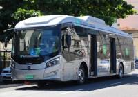Salvador testará ônibus 100% elétrico nesta terça-feira 16