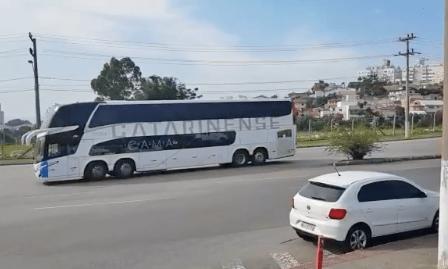 Viação Catarinense começa receber os primeiros Paradiso New G7 1800DD Scania 8×2