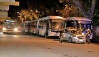 Assaltante acaba morto a facada ao tentar assaltar BRT no Recife