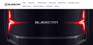 """Busscar mostra imagens de um possível """"novo ônibus"""" em seu site - revistadoonibus"""