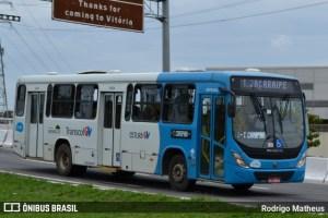 Rodoviários mantém paralisação na Grande Vitória com 75% da frota nas ruas