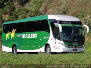 Expresso Brasileiro tem o ônibus convencional mais espaçoso do Brasil