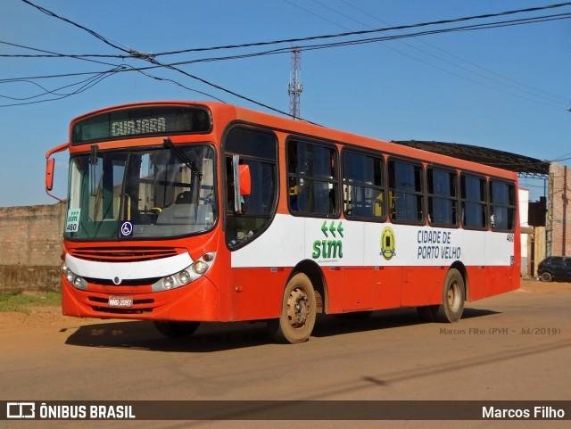 Porto Velho: Consórcio Sim pode perder 30 ônibus que teriam sido emprestados por empresário de São Luiz