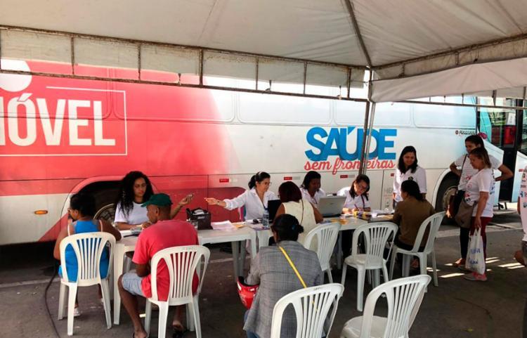 Ônibus do HemoCentro da Bahia atende em Serrinha nesta sexta-feira 16