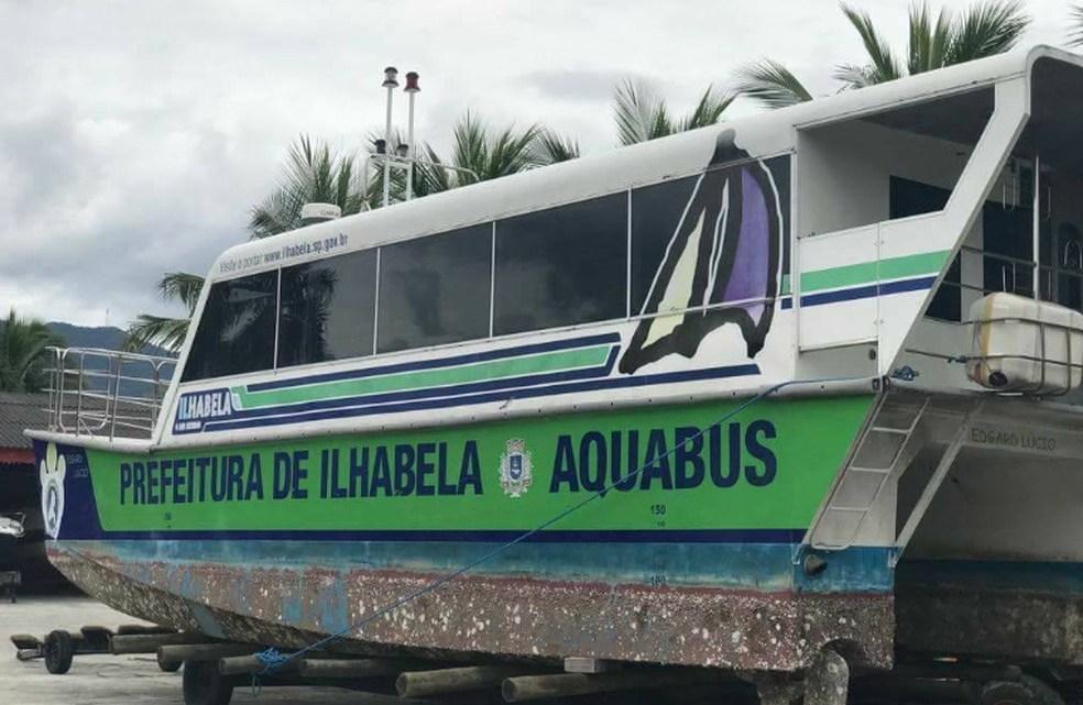 Prefeitura de Ilha Bela retoma projeto de ônibus aquático