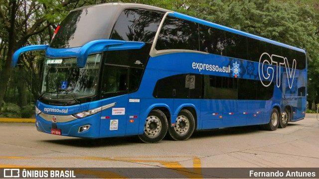 Expresso do Sul inicia operação com os novos DD New G7 na Rio x São Paulo x Rio