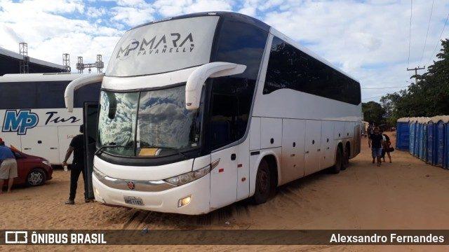 Ônibus de Mara Pavanelly é assaltado no Pará