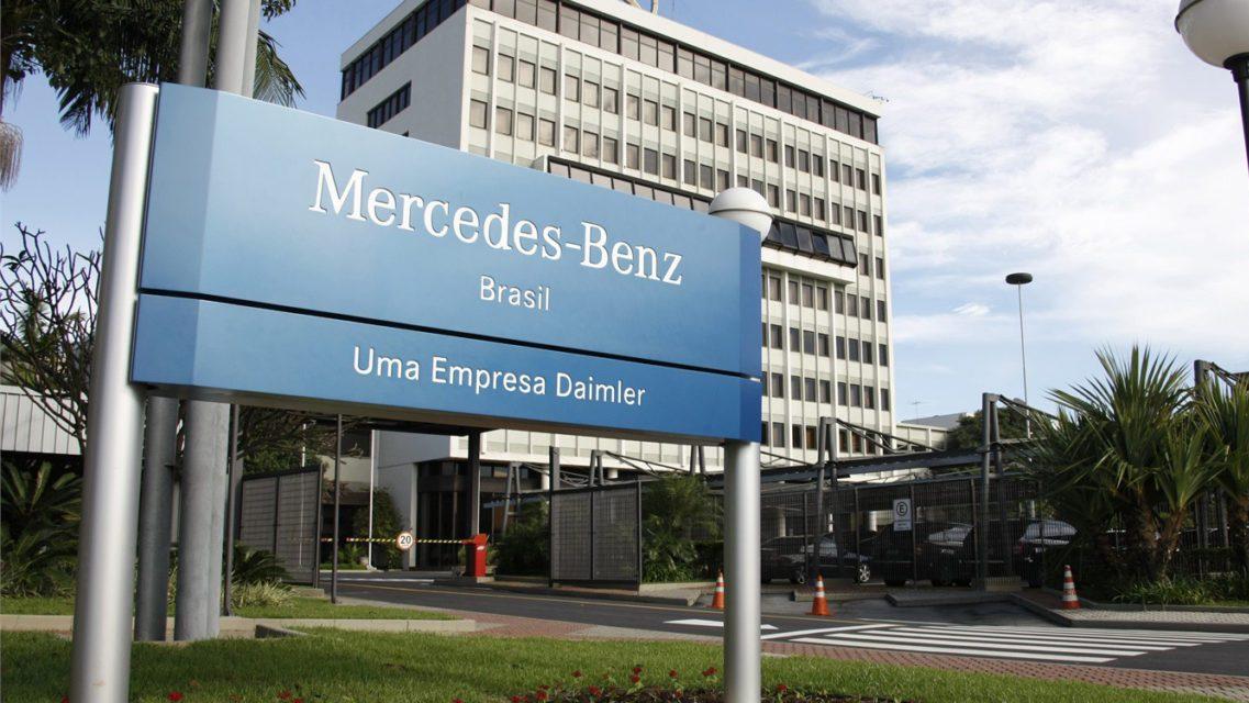 Mercedes-Benz anuncia 100 vagas de estágio para 2020