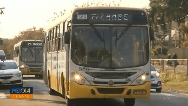 PR: Tarifa de ônibus metropolitanos tem reajuste aprovado em 4,19%