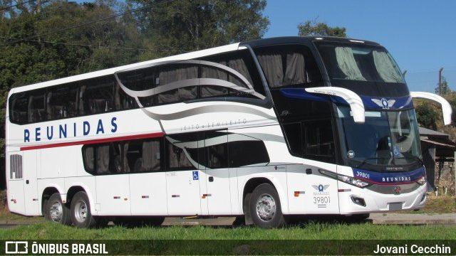 Reunidas Caçador renova com dois novos Paradiso New G7 1800 Scania