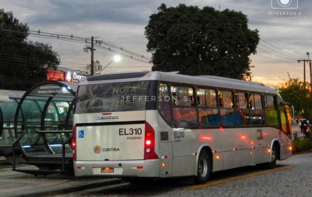 Curitiba registrou 2 arrastões em ônibus por dia no segundo semestre de 2019