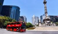 Metrobús do México seguirá renovando com ônibus  urbanos de dois andares