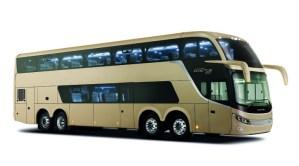 Viação Emtram deve renovar em breve com novos Comil Invictus DD 8x2
