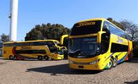 Severo Turismo adquire dois novos ônibus Invictus DD 8x2 Mercedes-Benz