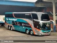 Santo Anjo adquire dois Paradiso New G7 1800DD Scania 8x2