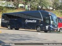 Mesmo com veículos novos, Viação Cometa tem ônibus vazios na São Paulo x Caxambu