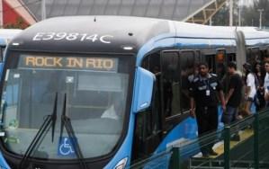 Rock in Rio divulga esquema de transporte