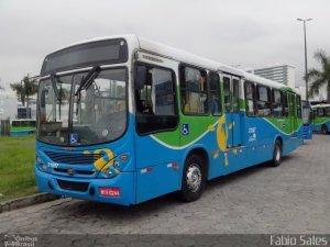 Bandidos realizam arrastão em ônibus do Transcol na Região Metropolitana de Vitória