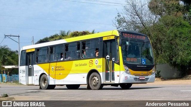 Protesto fechou a estrada RJ-216 pedindo mais ônibus em Campos