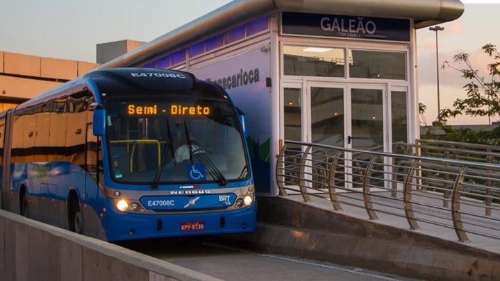 Rock in Rio: BRT Rio segue com atendimento 24 horas no Aeroporto do Galeão