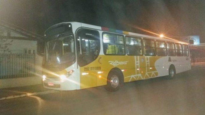 Arrastão em ônibus de Rio Branco deixa passageiros em pânico