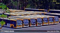 Sucata de ônibus será utilizada na produção de aço