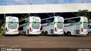 Planalto Transportes se prepara para operação com seus novos ônibus DD 8x2