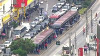 São Paulo: Bruno Covas diz que rodoviários querem taxa adicional ao Uber