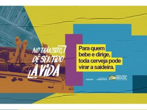 Brasil se mobiliza para a Semana Nacional do Trânsito 2019
