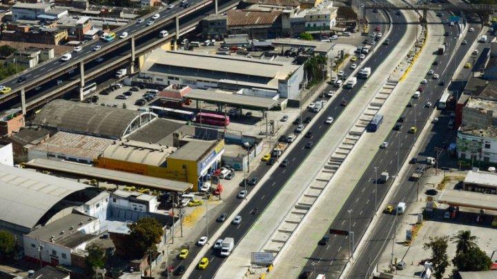 BRT Transcarioca deve ser entregue pela Prefeitura do Rio no final do ano