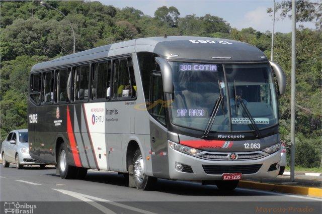SP: Moradores de Cotia sofrem com super-lotação em ônibus da EMTU