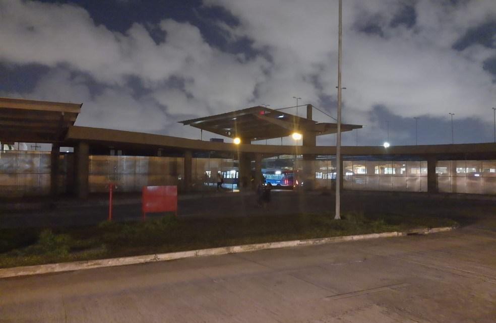 Recife: Com conta atrasada, Terminal Integrado CDU tem energia cortada