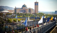 Santuário espera 170 mil para Dia da Padroeira em Aparecida