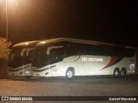 Empresa São Cristóvão renova com dois novos ônibus Scania