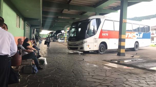 RS: DAER lança licitação de mais três estações rodoviárias