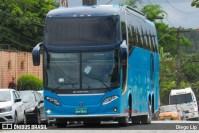 Novo ônibus Busscar da Auto Viação Progresso surge em Joinville