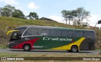 Rápido Crateús renova com novos ônibus ônibus New G7 1200